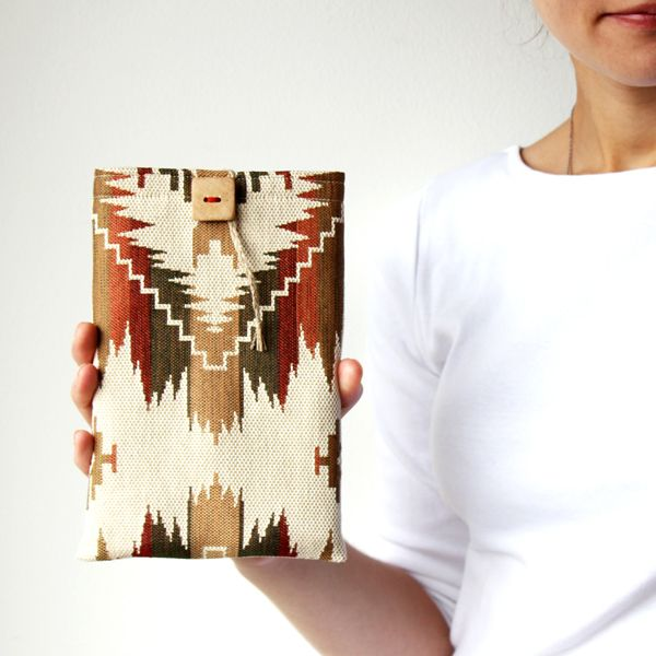 iPad mini case Ikat van galaborn op DaWanda.com