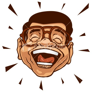http://www.istockphoto.com/stock-illustration-23015587-laughing-man.php