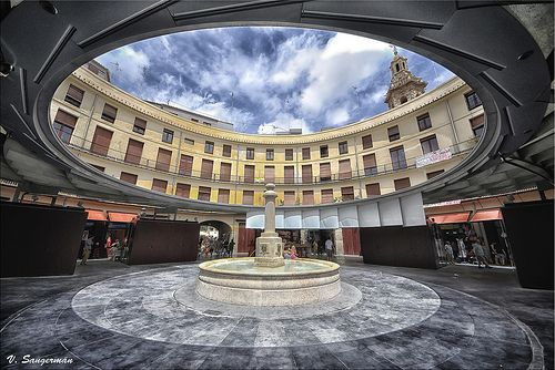 Valencia. PLAZA REDONDA (VALENCIA)