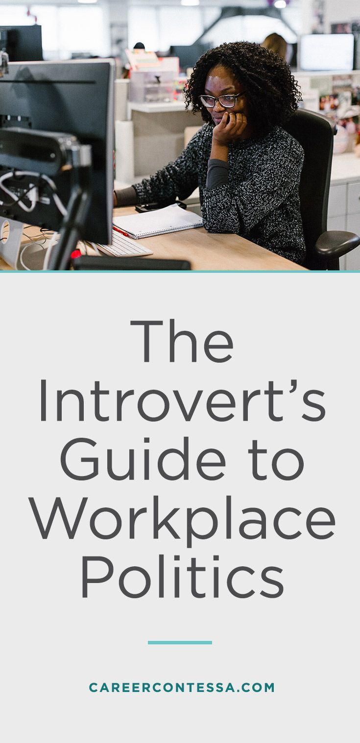Susan Cain's book, Quiet: The Power of Introverts in a World That Can't Stop Talking, touches on the rise of the Extrovert Ideal and how it's filtered into and influenced the structure of the workplace—and how introverts have become undervalued in the process. Here, you'll find a guide to help introverts survive and thrive in the workplace. | Career Contessa