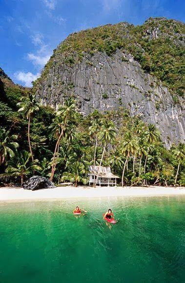 Tropical Dreams Philippines: Busuanga Island, Palawan