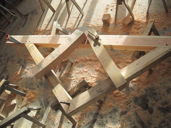 Cutting Timber Frame Joints With A Router | Frameswalls.org