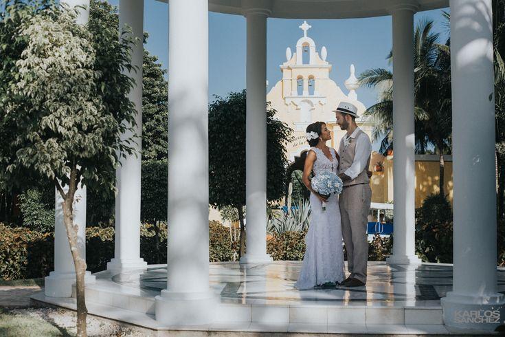 Wedding Photographer Grand Palladium Riviera Maya, México... Wedding Photography Cancun, México