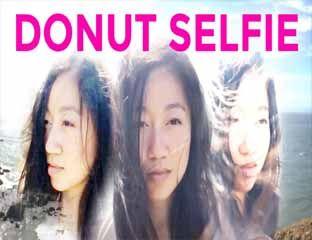"Ini Tren Baru Dunia Maya : ""Selfie Donat"""