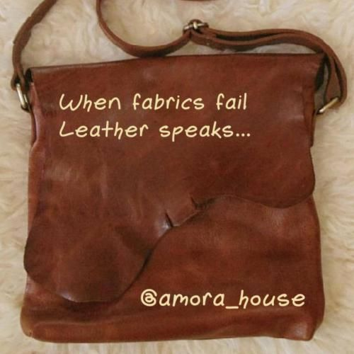 BAG LEATHER | TradMix