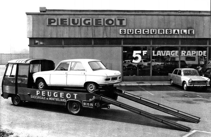 145 best images about peugeot j7 on pinterest peugeot for Garage automobile peugeot