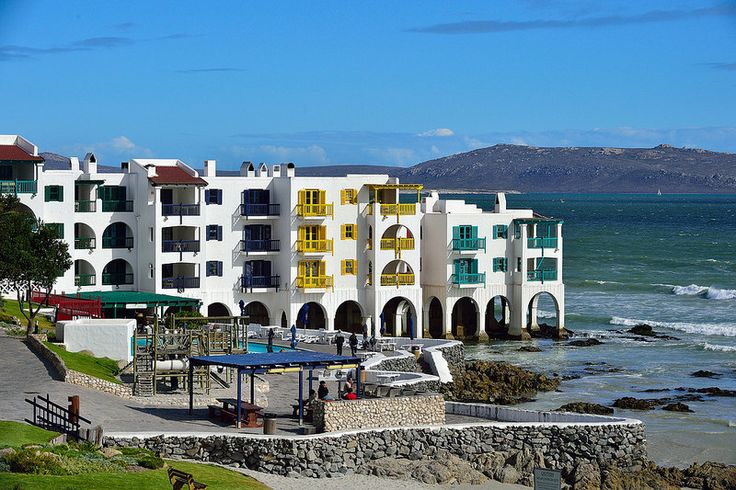 Club Mykonos Resort, Langebaan, West Coast, Western Cape, South Africa   by South African Tourism