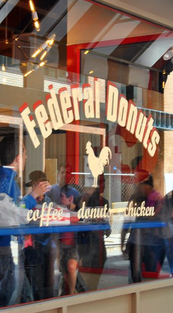 Federal Donuts (Credit, Michelle Hein)