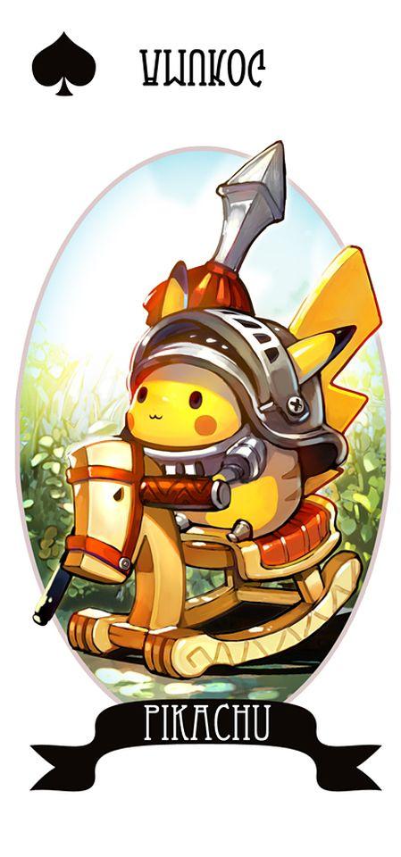 Pikachu al Ataque¡¡¡¡¡
