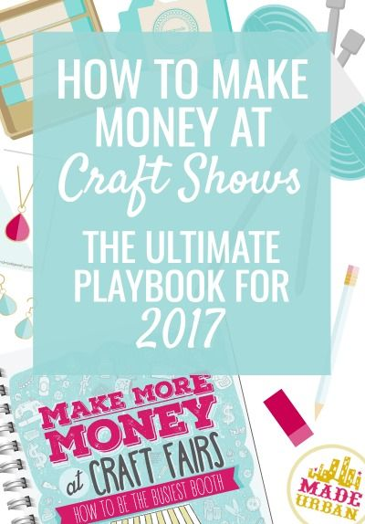 Many vendors don't actually walk away from craft shows with money. They often involve more money and time put in than vendors get out. But they can be profitable, if you're strategic.