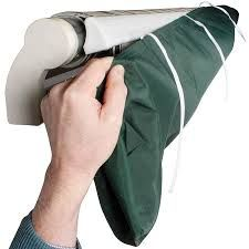 Image result for retractable awning winter cover