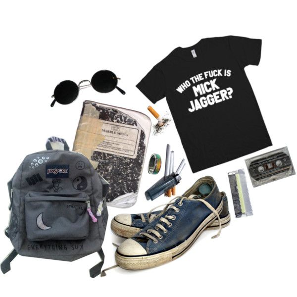"""day 1"" by suicide-underground on Polyvore"