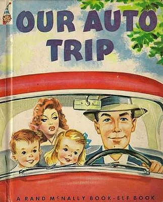 Vacation! Dad picks up a prostitute.