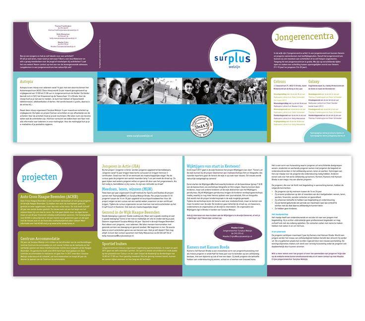 SURPLUS I brochure 4-luik