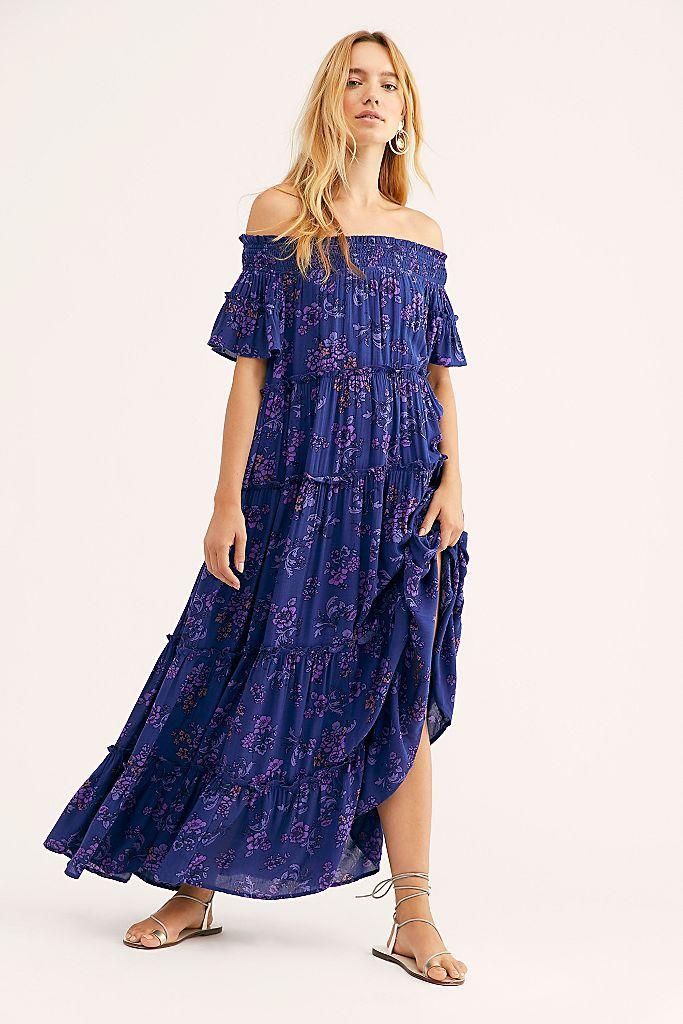 Barclay Maxi Dress Maxi Dress Dresses Free People Dress