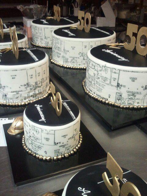 Architecture Custom Cakes Gallery - Corporate Cakes - TipsyCake Chicago