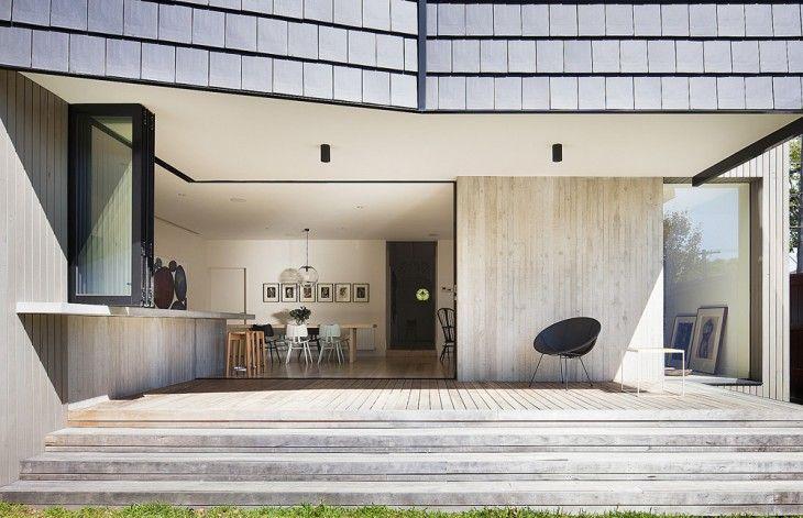 Shingle House   Clare Cousins Architects