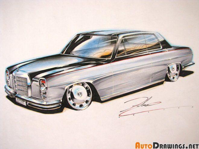 Mercedes C280 73\
