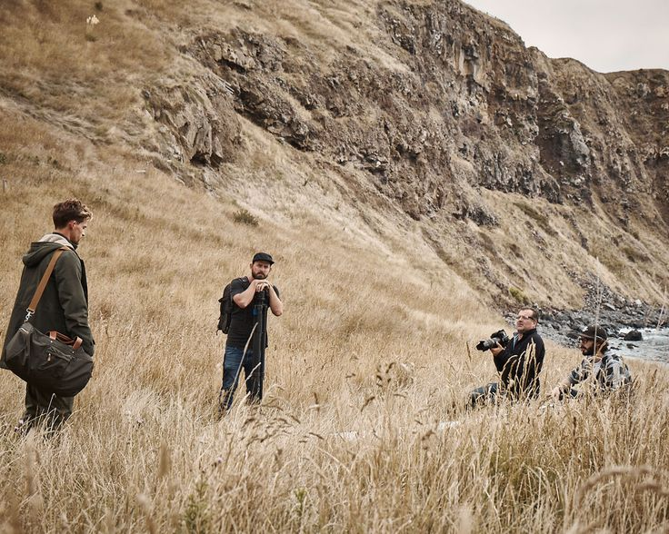 Here, we captured some behind the scenes moments stolen between shots, the view from behind the lens, the details and textures and, most importantly, the scene-stealing landscape. #countryroadstyle