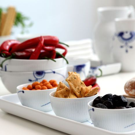 www.luxusundlifestyle.de/Royal-Copenhagen Royal Copenhagen Inspiration: Delicious snacks in sugar bowls