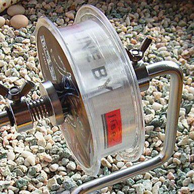 Rolamentos para Carretilhas Pesca - 1 pcs Prateado Metal Pesca Geral