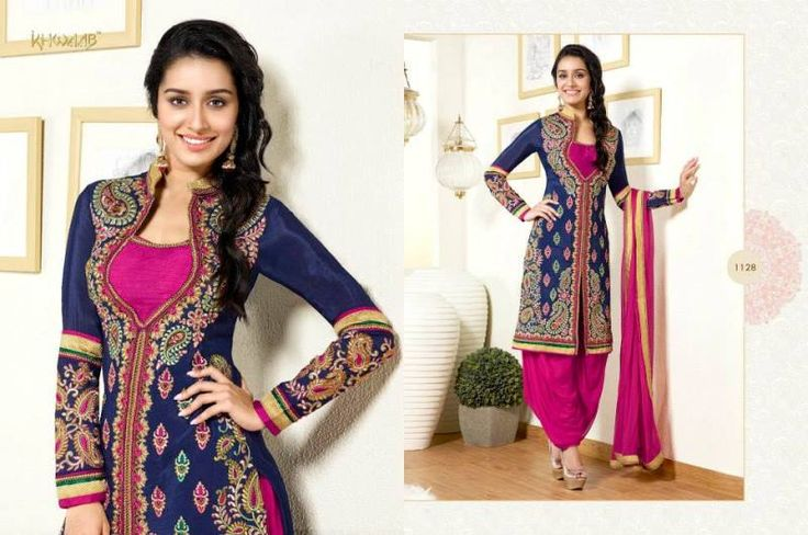 shraddha kapoor in suits - Google Search