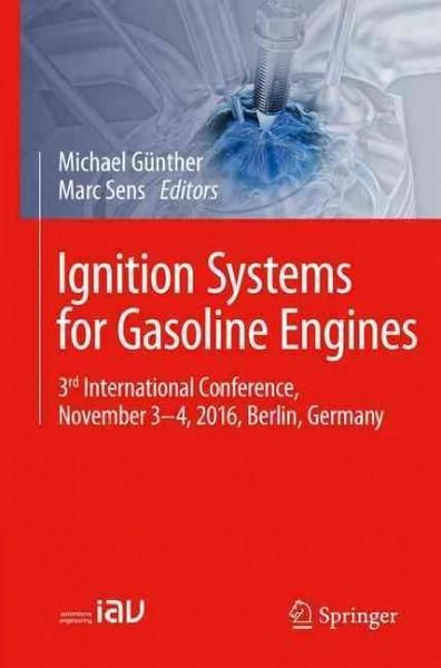 Ignition Systems for Gasoline Engines: 3rd International Conference