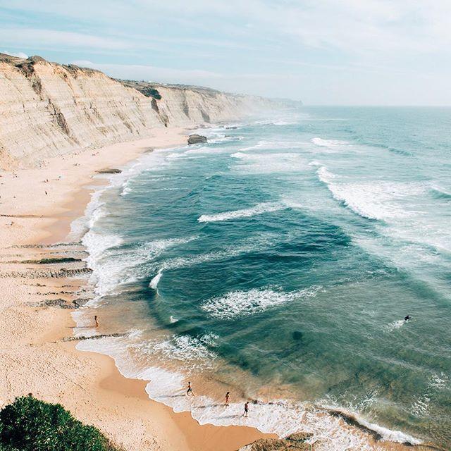 ✧ @veroniquehopkin ✧ Algarve Beach, Portugal