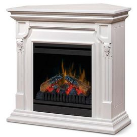 'Warren' Convertible Electric Fireplace - Sears