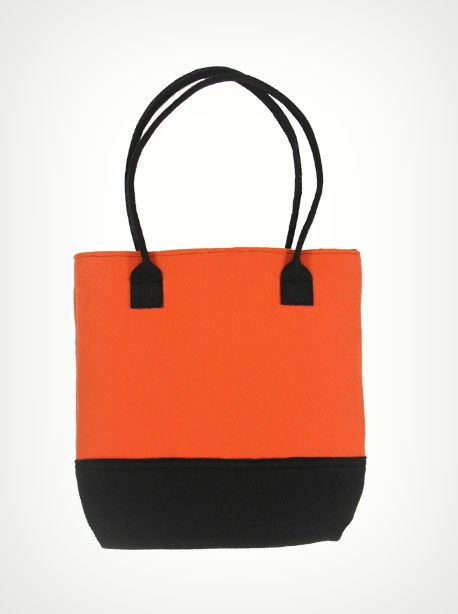 filcowa torba orange