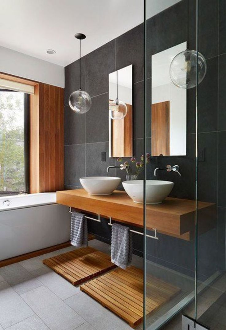 Best 25 Modern Contemporary Bathrooms Ideas On Pinterest Cool Contemporary Bathroom Vanity Review