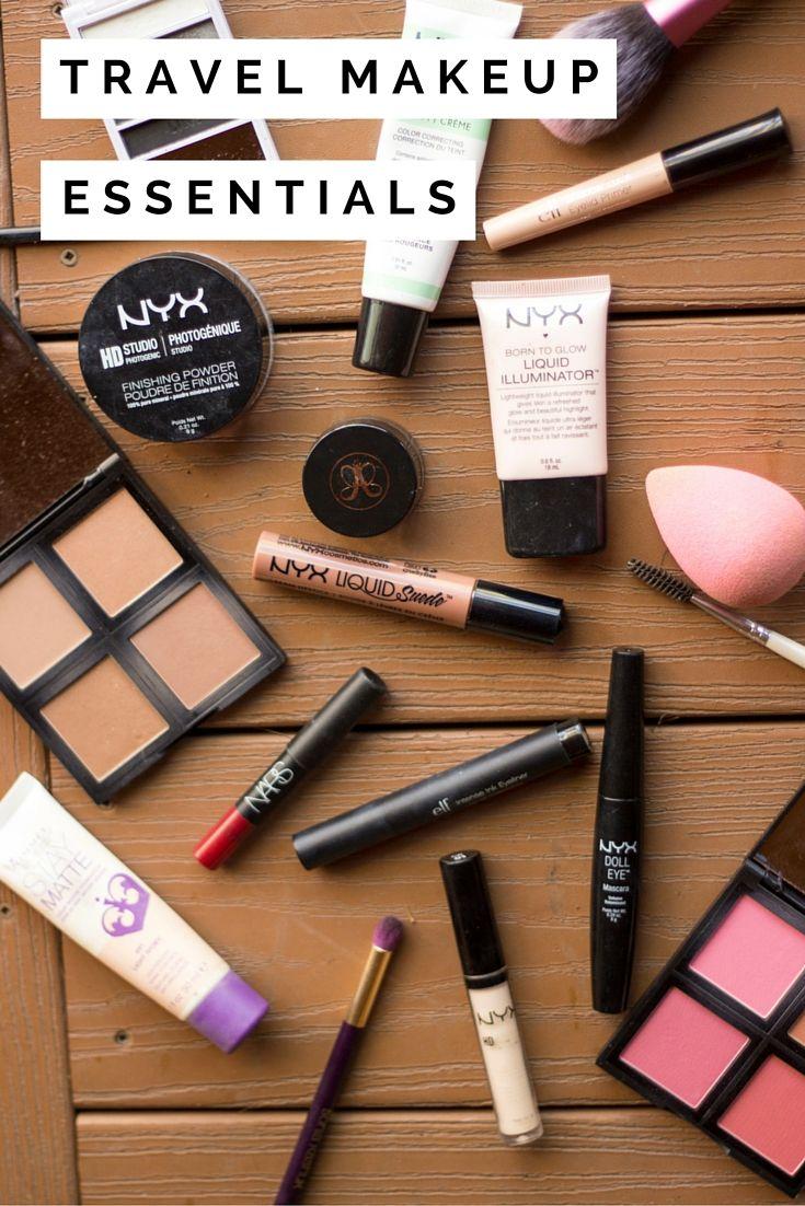 Best 25+ Travel Makeup Bags Ideas On Pinterest