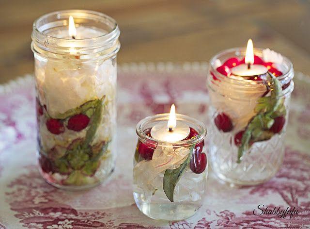 How to make an oil lantern/shabbyfufublog