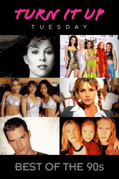 Best of the 90s Playlist!