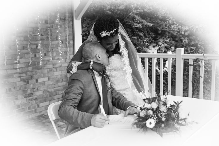 Wedding photography for Abe & Marsha who got married at Oakley House Bromley June 2016