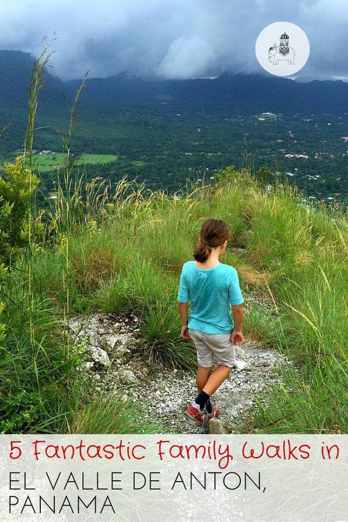 5 Fantastic Family-Friendly walks in El Valle de Anton, Panama