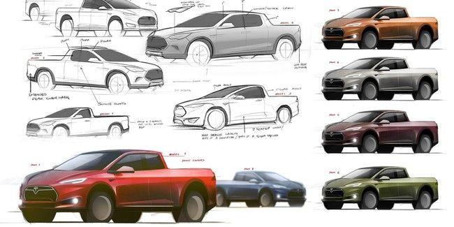 Elon Musk promete que la 'Tesla Pickup' llegará tras el Model Y y que lleva 5 años trabajando en él