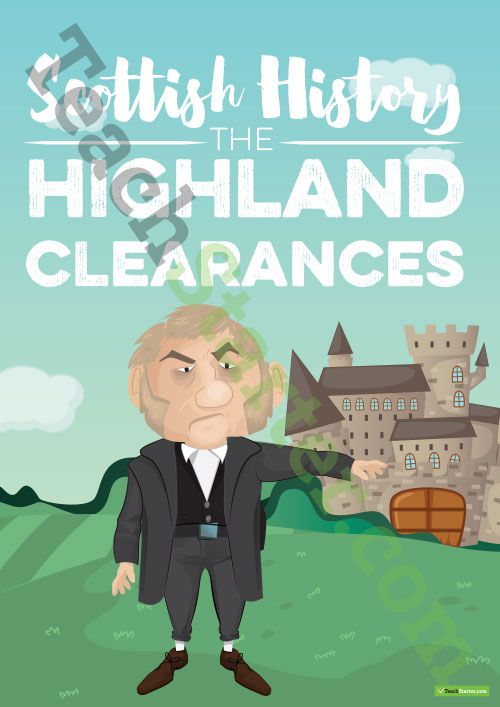 Highland Clearances Resource Pack Teaching Resource