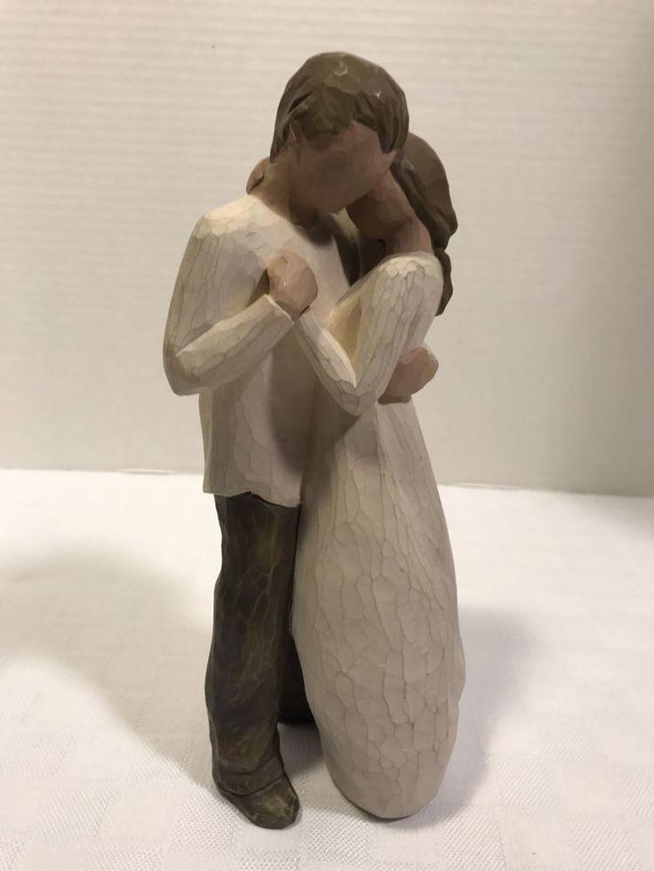 Willow Tree Promise Lordi 2003 Full Size Figurine  | eBay
