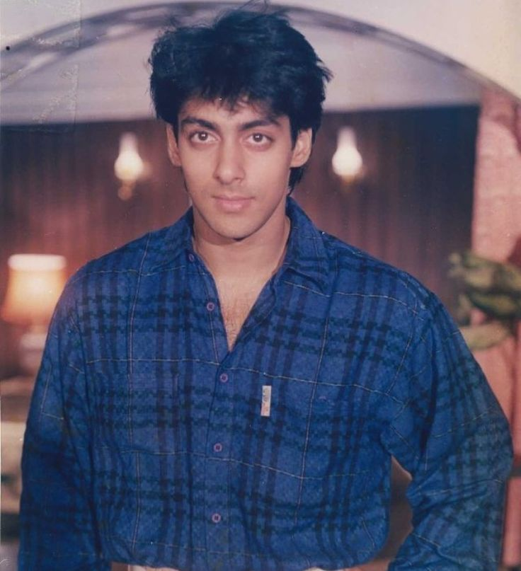 Young Salman Khan