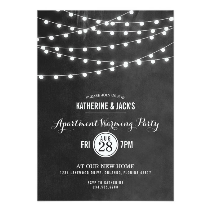 1504 best Housewarming Invitations images – Apartment Warming Party Invitations