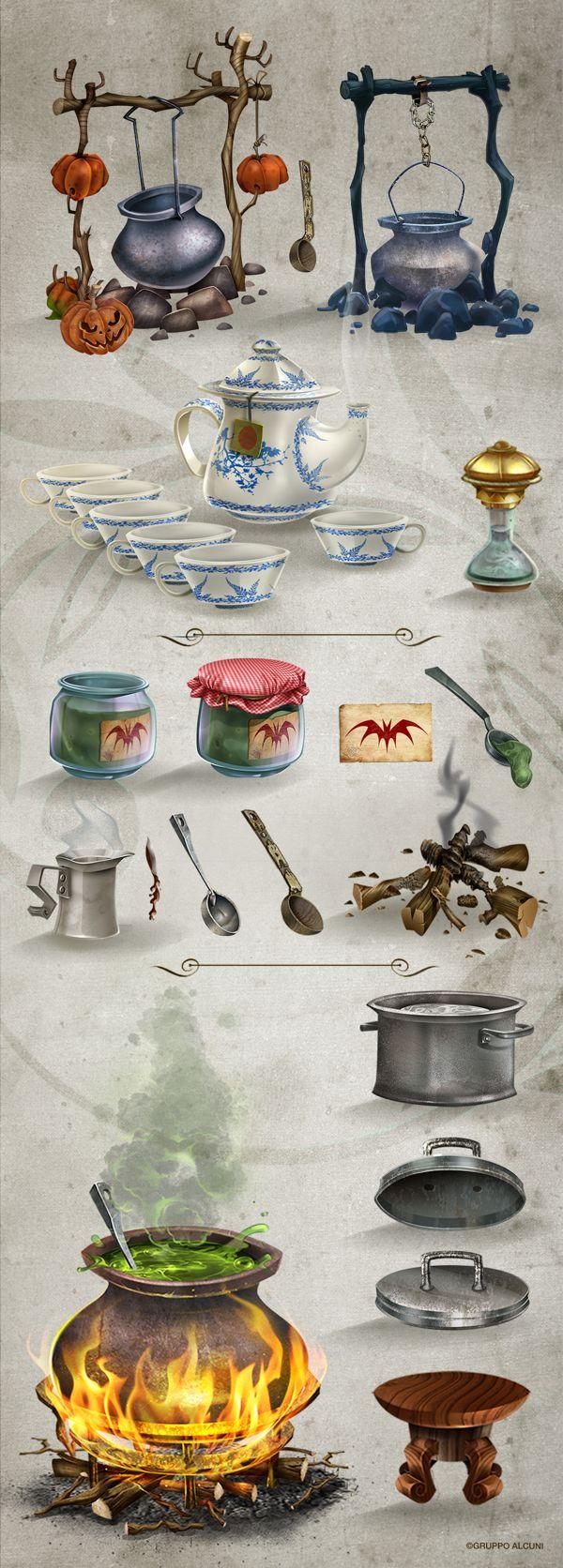 Illustration | Objects