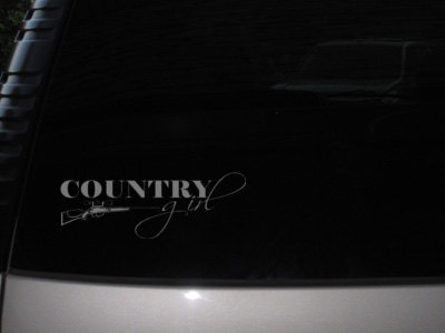 Best Decals Images On Pinterest Vinyl Car Decals Wall Decals - Country girl custom vinyl decals for trucks