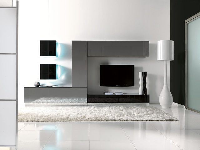 Blog   Exclusive And Modern Wall Unit Design IDeas, Modern TV Wall .