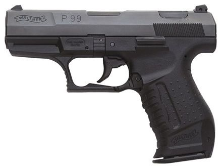 Walther P99 1st generation. Bond's sidearm from TND to CR. Extremely hard to find, especially in 9x19.