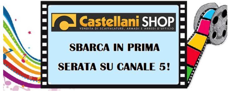 Castellani SHOP sbarca in prima serata su canale 5  Stay Tuned!  http://www.castellanishop.it/blog/bacheca-notizie/castellani-shop-sbarca-in-prima-serata-su-canale-5/