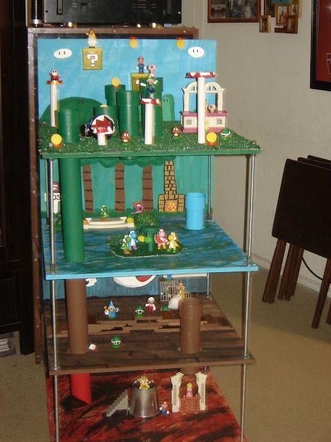 Super Mario House