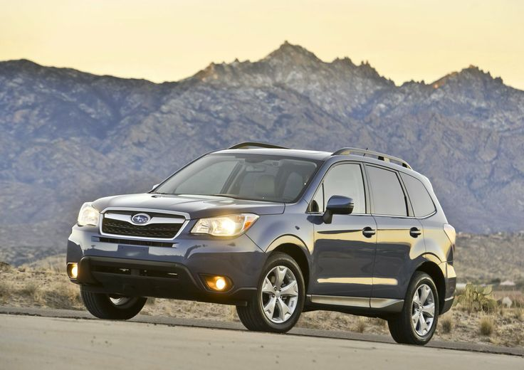 The 2014 Subaru Forester is one of the top rated wagons on TCC.