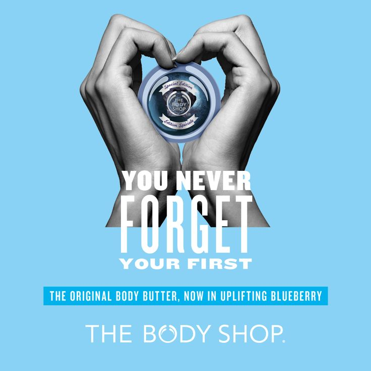 Do you remember your first fave from our Body Butter range?