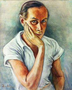 Självporträtt 1936